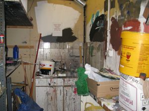 old paint store