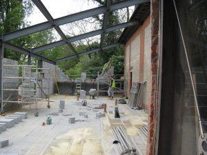 greenroom project progress