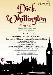 Dick Whittington & his cat - December 2017