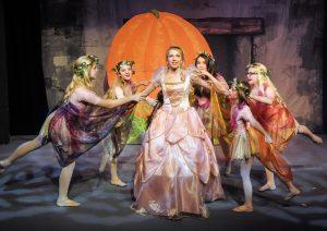 cinders fairies review
