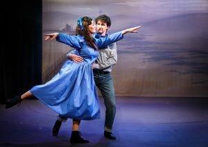 oklahoma review BLOS laurey curley dream ballet