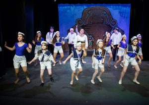 dick whittington review pantomime surrey