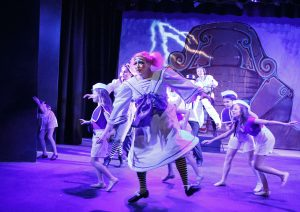dick whittington pantomime review dame