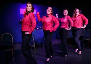 shakers review surrey theatre