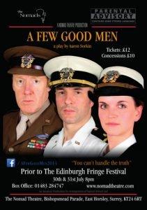 A Few Good Men - July 2014