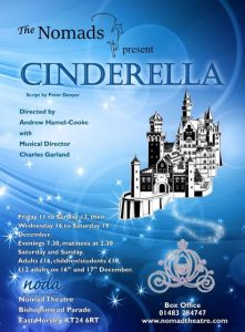 Cinderella - December 2015