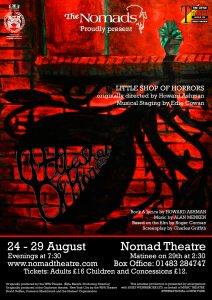 Little Shop Of Horrors - August 2015