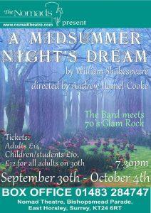 A Midsummer Night's Dream - September 2014