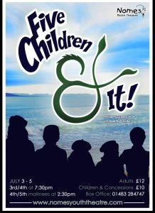 Five Children & It (Nomes Youth Theatre) - July 2015