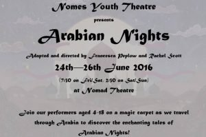Arabian Nights (Nomes Youth Theatre) - June 2016
