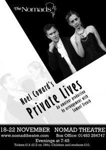 Private Lives - November 2014
