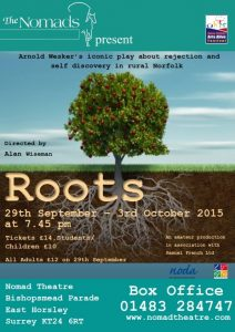 Roots - October 2015