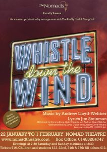 Whistle Down The Wind - February 2015