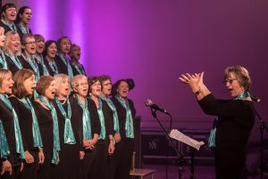 elmbridge ladies choir surrey showcase