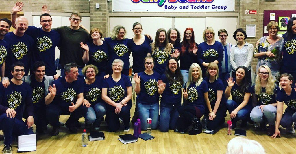guildford jazz choir surrey showcase