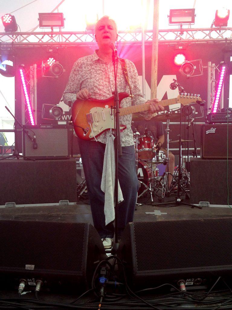 malcolm packer surrey showcase serial thrillers guitarist