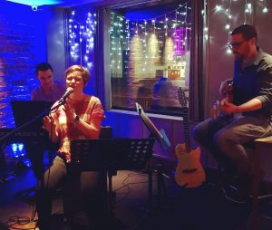 phoebe gaydon jazz trio surrey showcase guildford