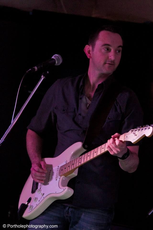 alex lawrence surrey showcase guitarist