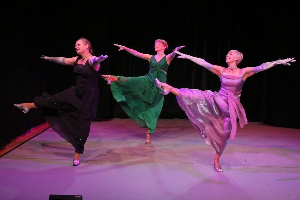 quicksilver dance surrey showcase