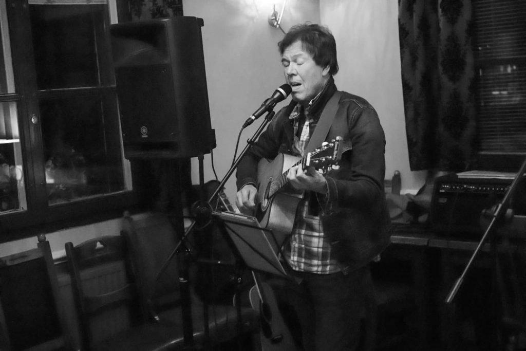 graham powell dorking surrey showcase singer musician