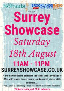 Surrey Showcase - August 2018