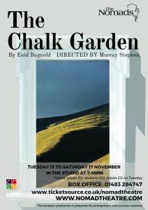 The Chalk Garden - November 2018