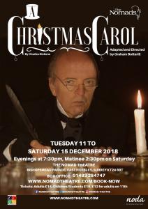 A Christmas Carol - December 2018