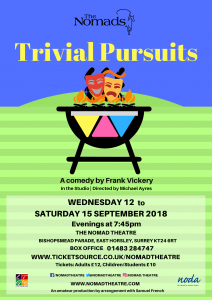 Trivial Pursuits - September 2018