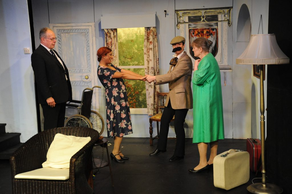 The Farndale Avenue Housing Estate Townswomen's Guild Dramatic Society Murder Mystery - June 2019