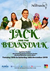 Jack & The Beanstalk, December 2019