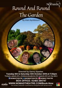 Round & Round The Garden - 2019