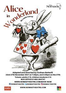 Alice In Wonderland - November 2021