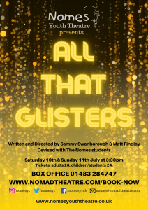 All That Glisters - July 2021
