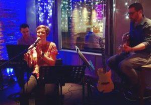 phoebe gaydon jazz trio surrey showcase guildford