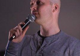 Poet, Ian Mclachlan