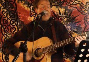 Singer Songwriter, Graham Powell