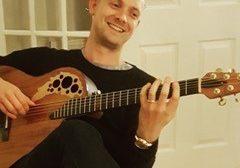 Musician, Charlie Tottman